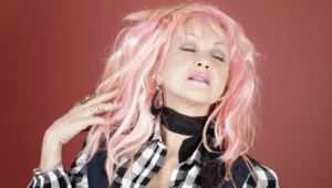 Cyndi Lauper For Desktop