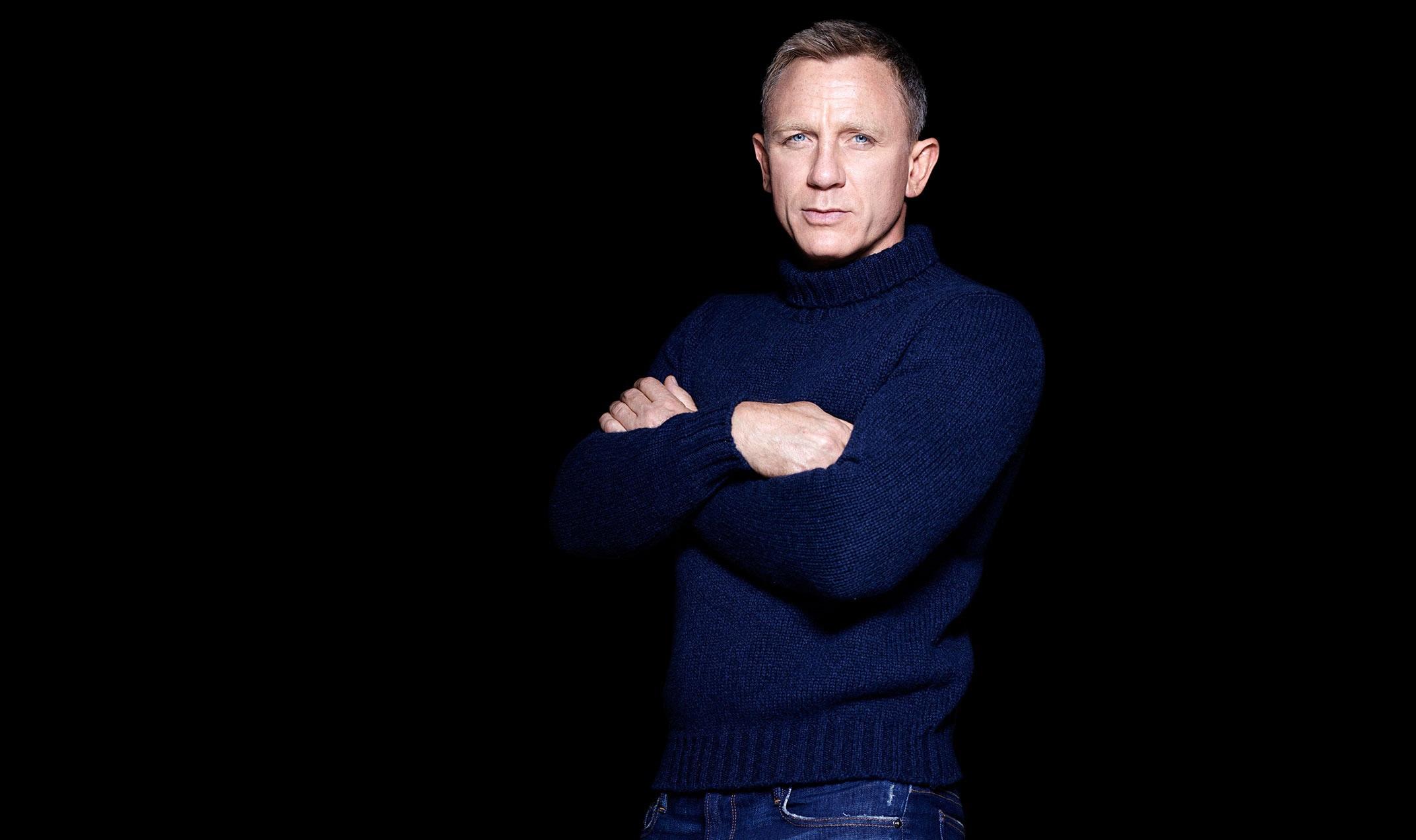 Daniel Craig Desktop