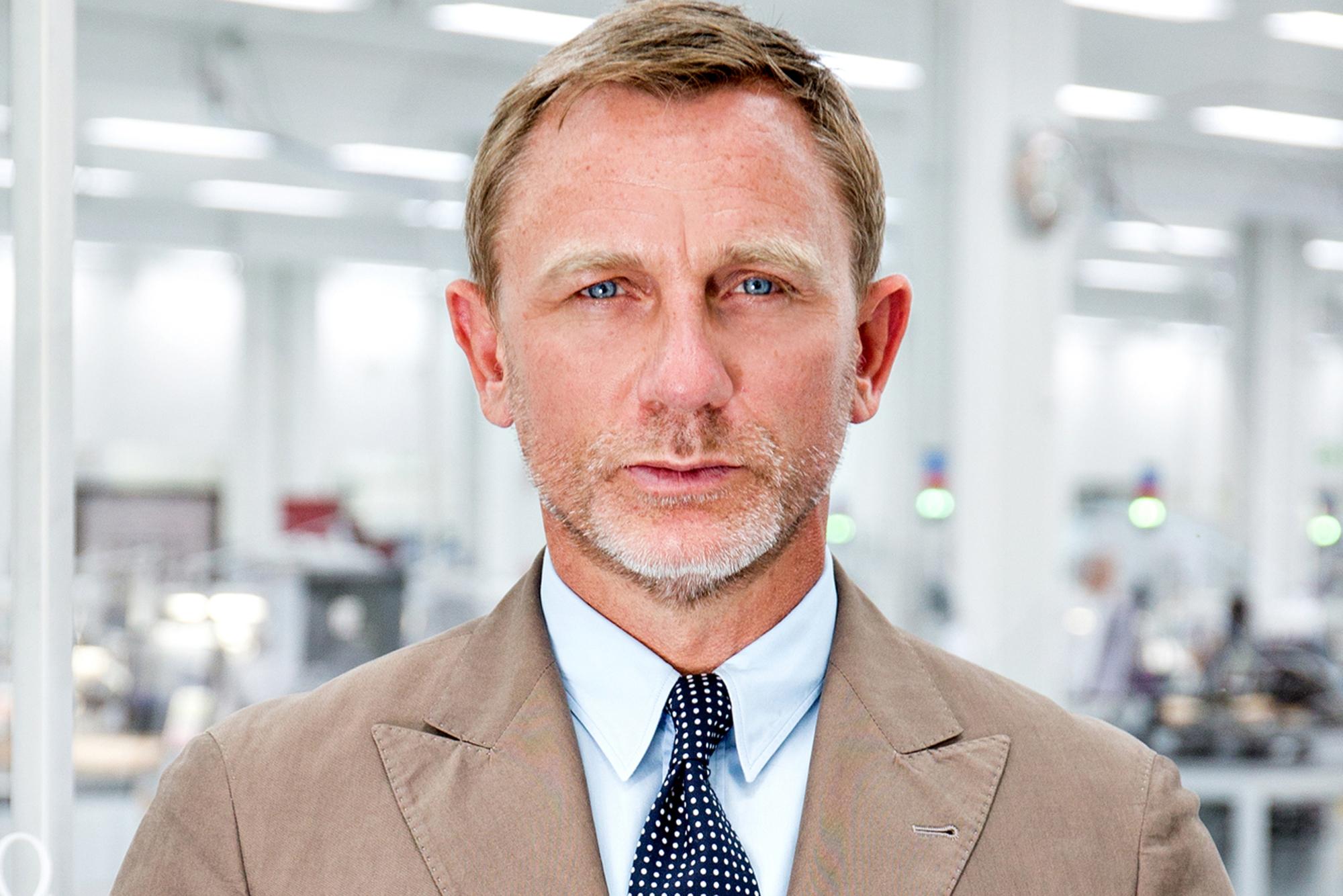 Daniel Craig For Desktop