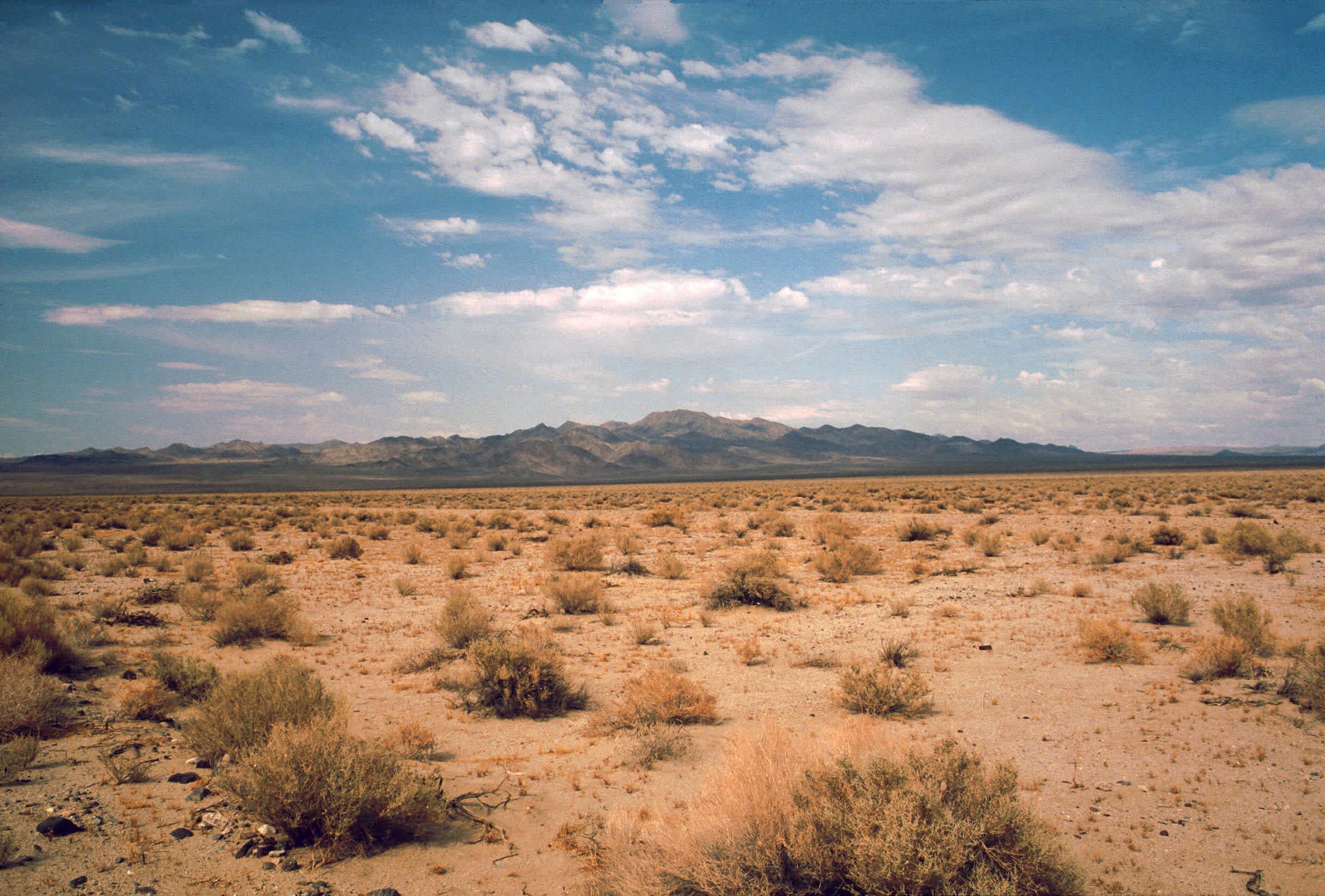 Death Valley Desktop