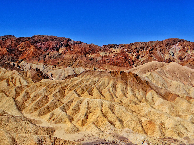Death Valley Hd Desktop