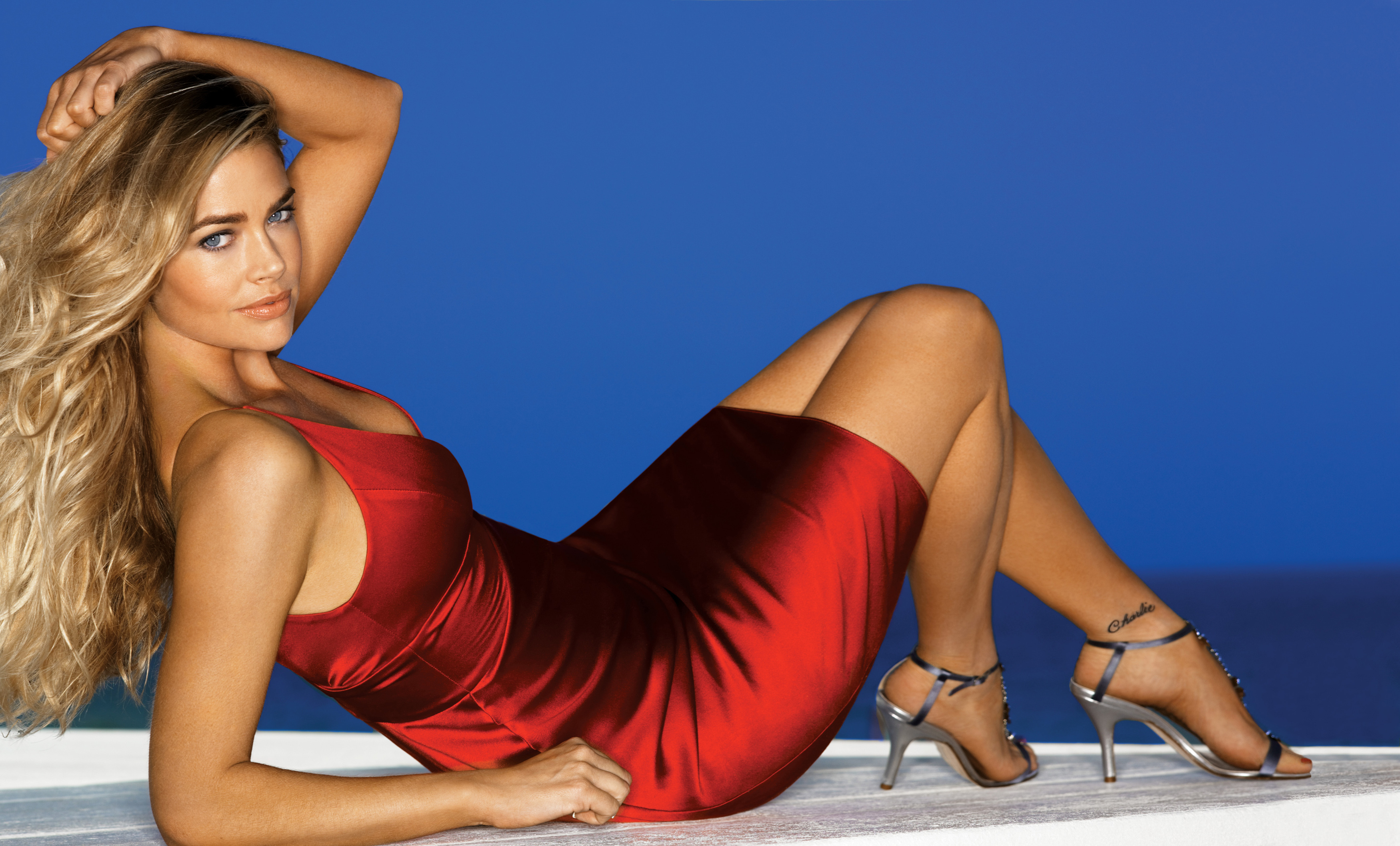Denise Richards High Definition Wallpapers