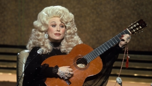 Dolly Parton Desktop