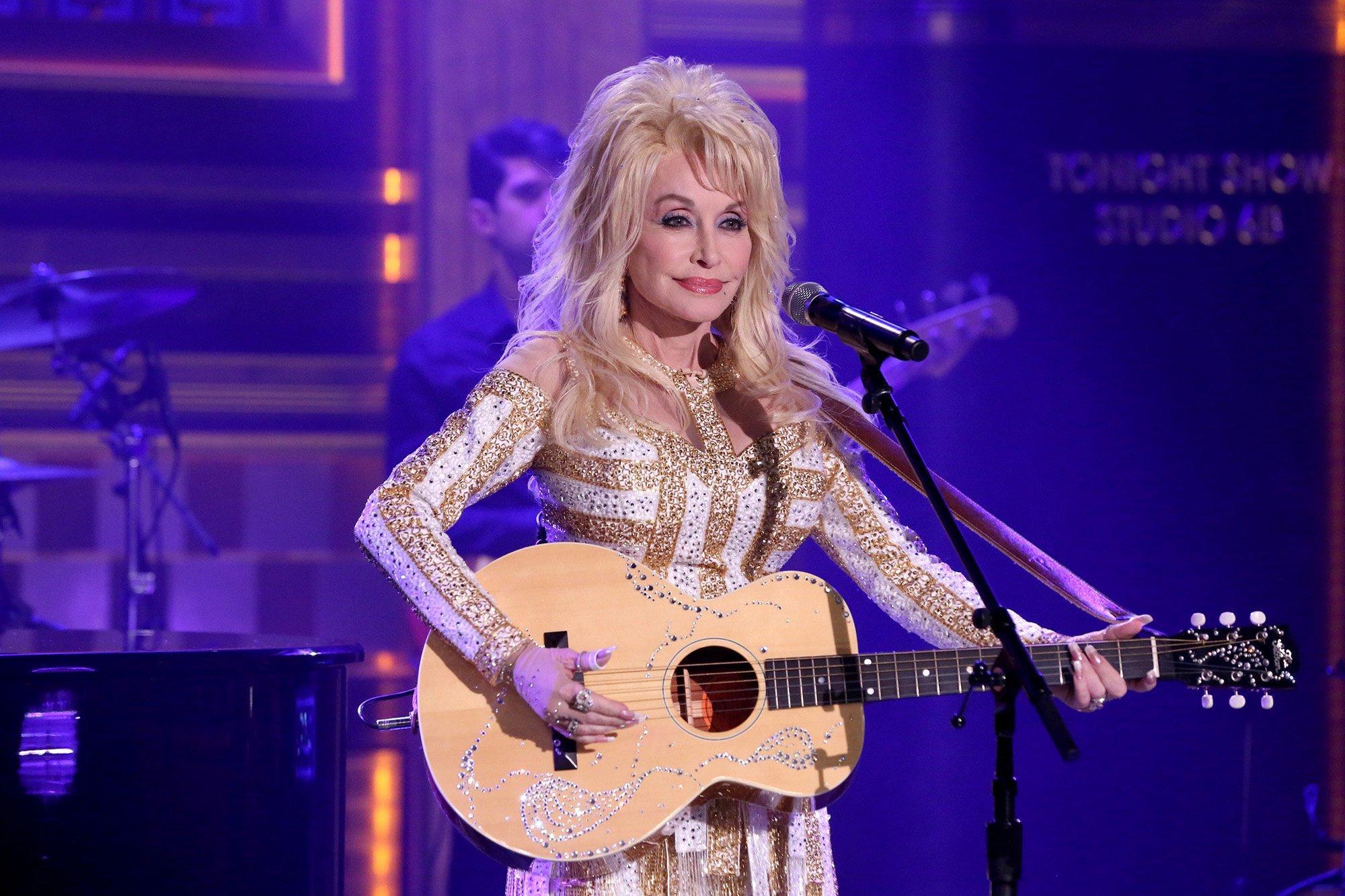 Dolly Parton High Definition