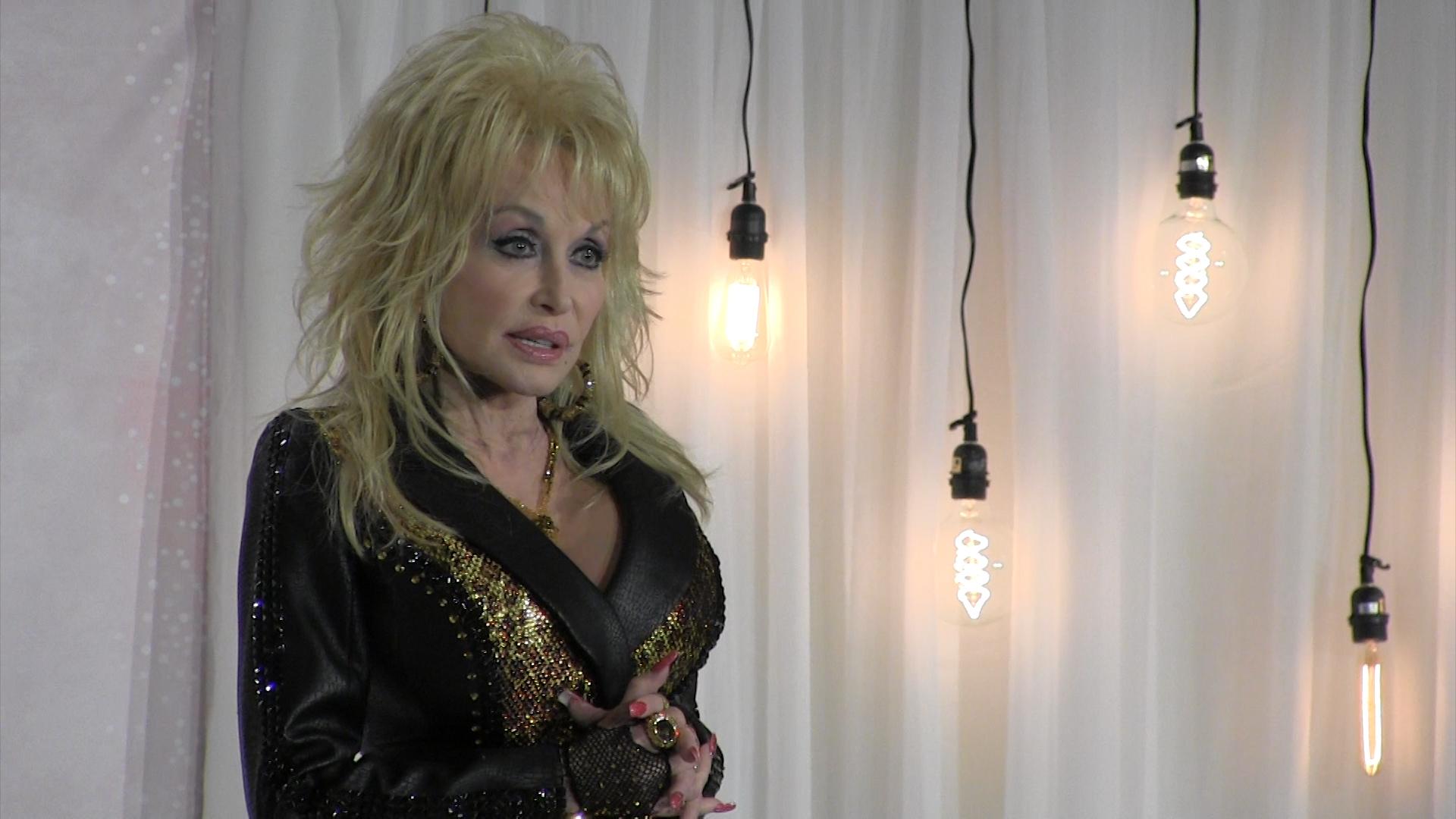 Dolly Parton Widescreen
