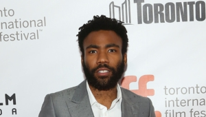 Donald Glover Widescreen