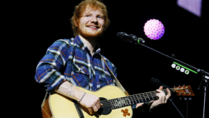 Ed Sheeran Widescreen
