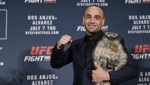 Eddie Alvarez For Desktop