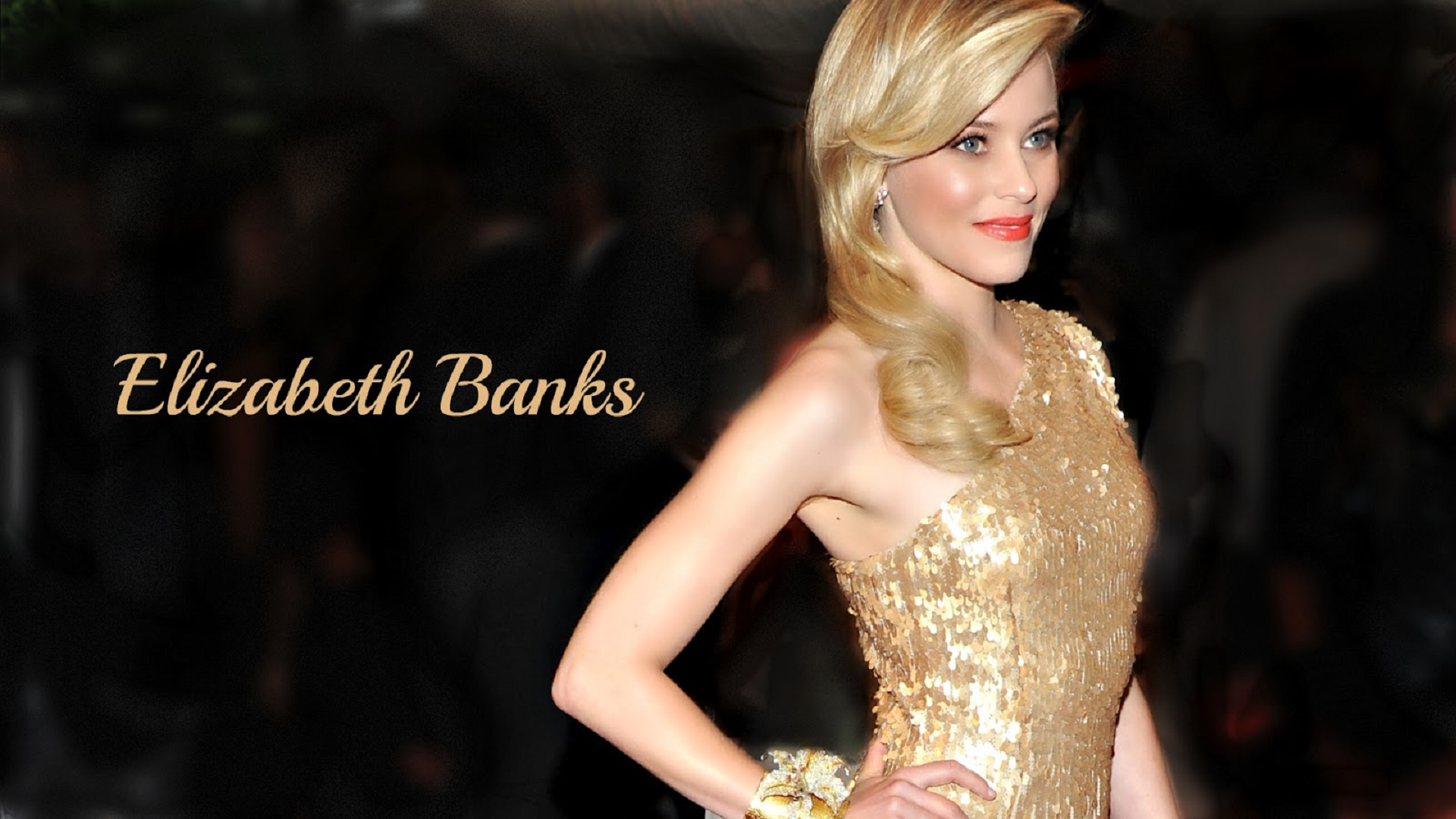 Elizabeth Banks Hd Desktop