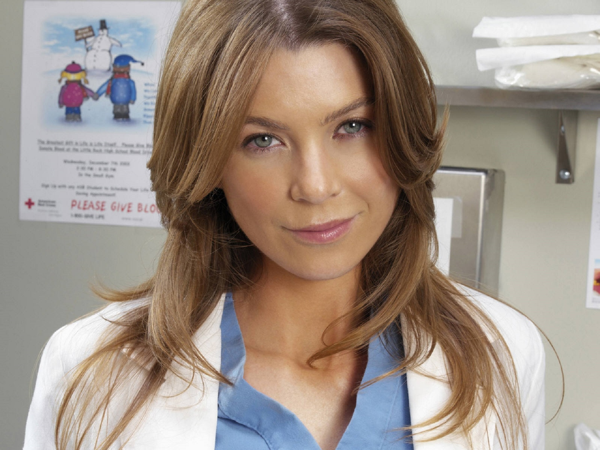 Ellen Pompeo High Definition Wallpapers