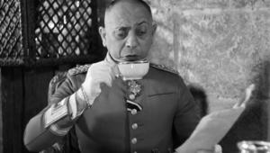 Erich Von Stroheim Background