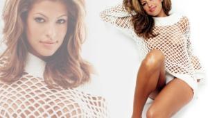 Eva Mendes Background