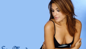 Eva Mendes High Quality Wallpapers