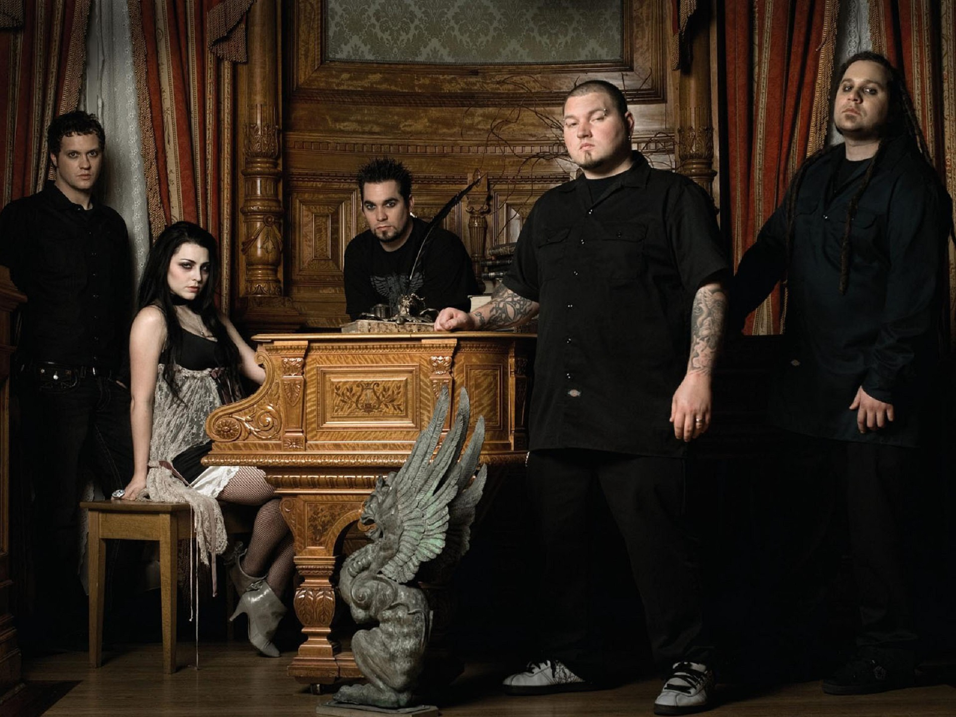 Evanescence High Quality Wallpapers