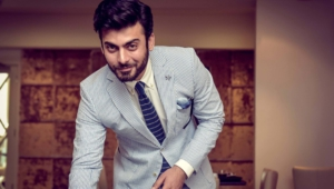 Fawad Khan For Desktop