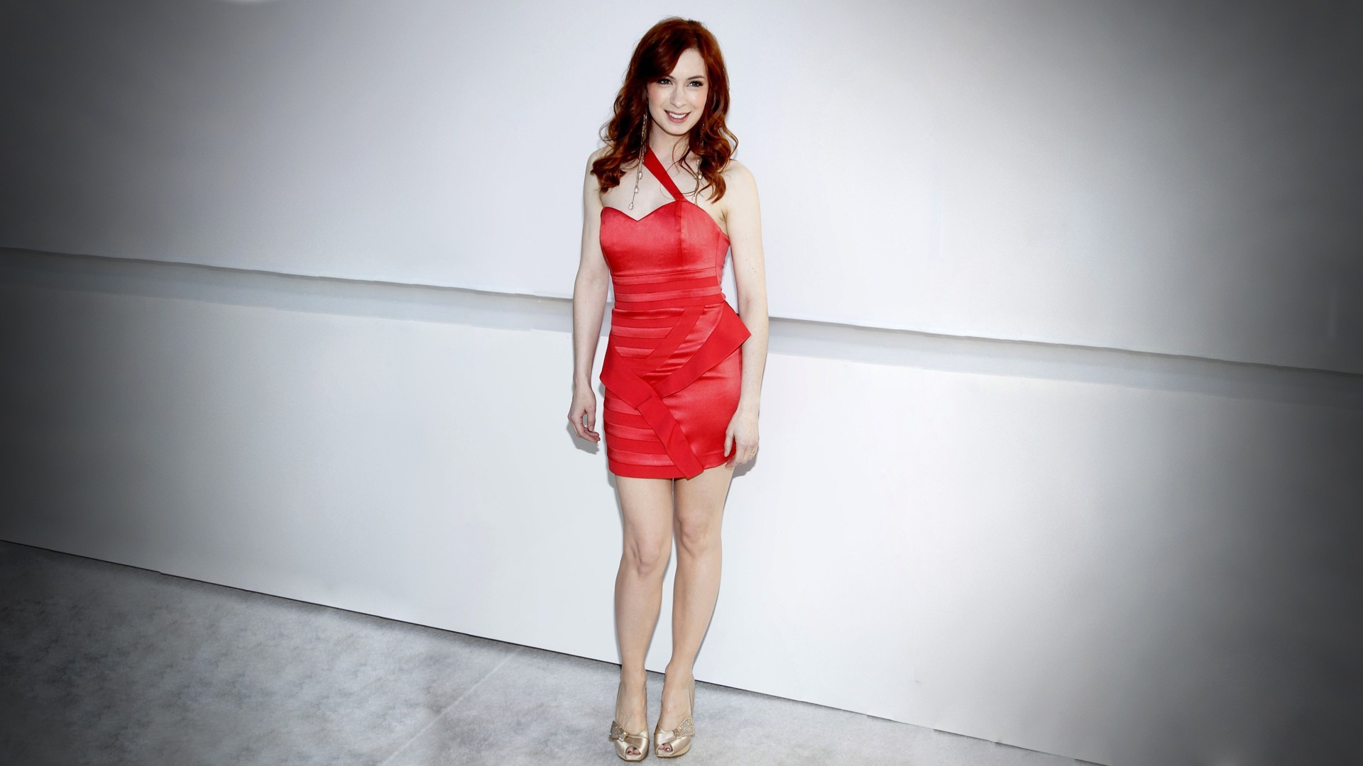 Felicia Day Background
