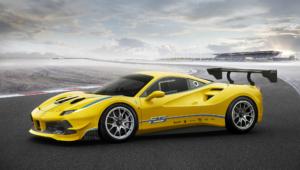 Ferrari 488 Challenge Wallpapers