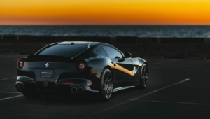 Ferrari F12berlinetta Background