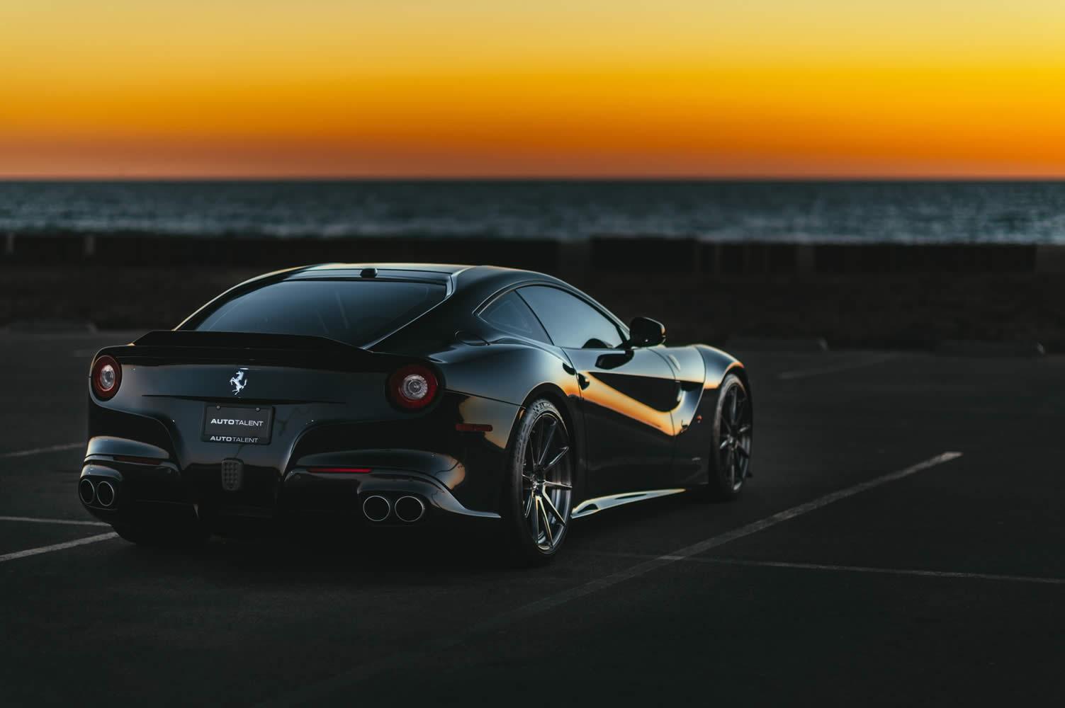 Ferrari F12berlinetta Background