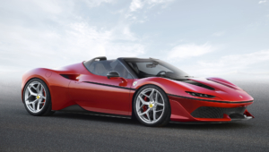 Ferrari J50 Wallpapers