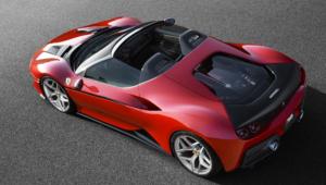 Ferrari J50 Wallpapers Hd