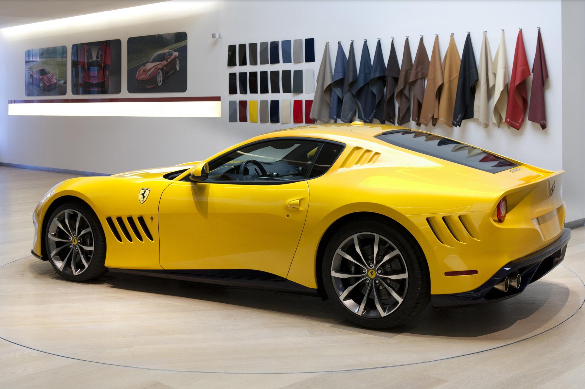Ferrari Sp 275 Rw Competizione Hd Image Photo