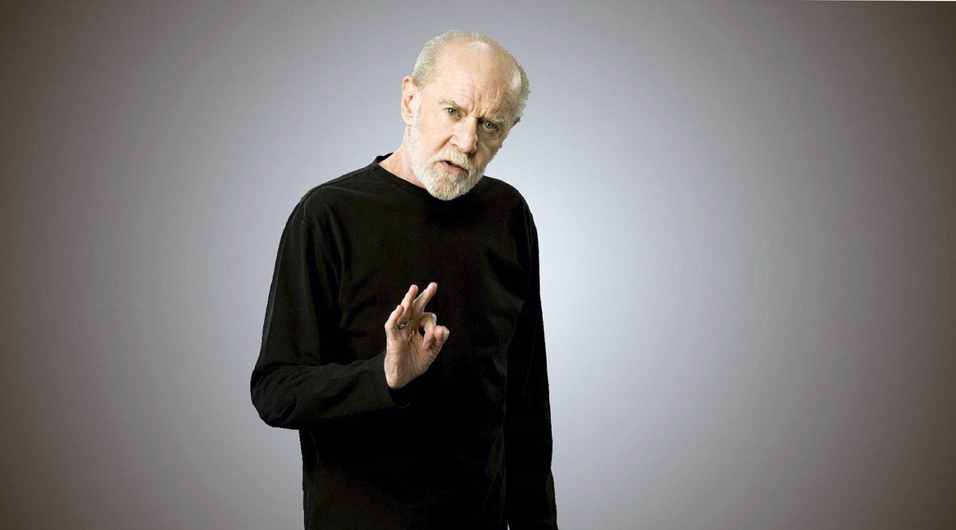 George Carlin Computer Wallpaper