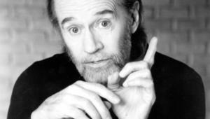 George Carlin Hd Background