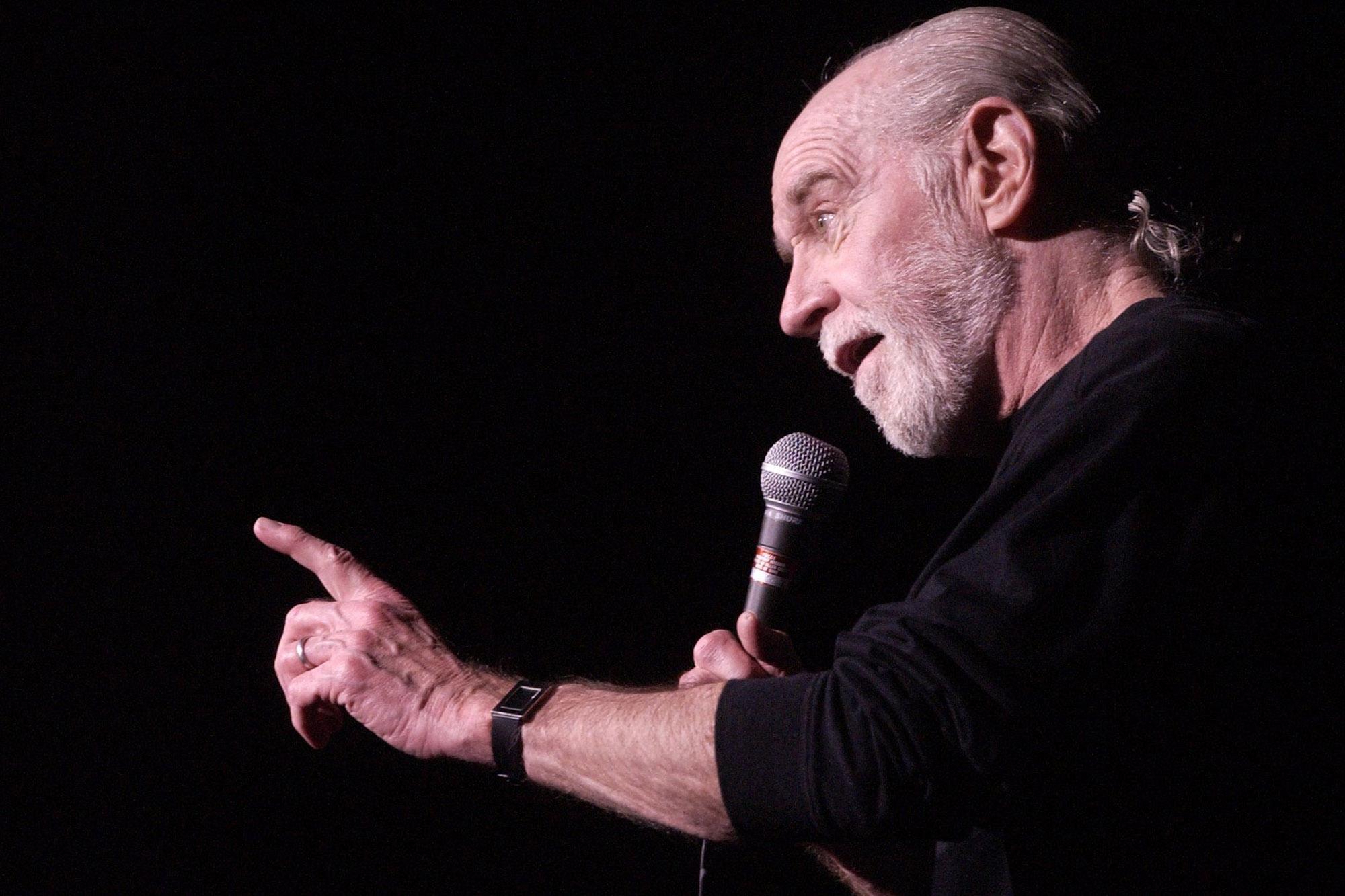 George Carlin Images