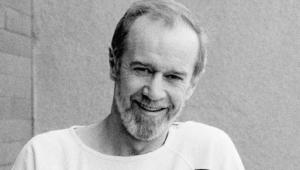 George Carlin For Desktop