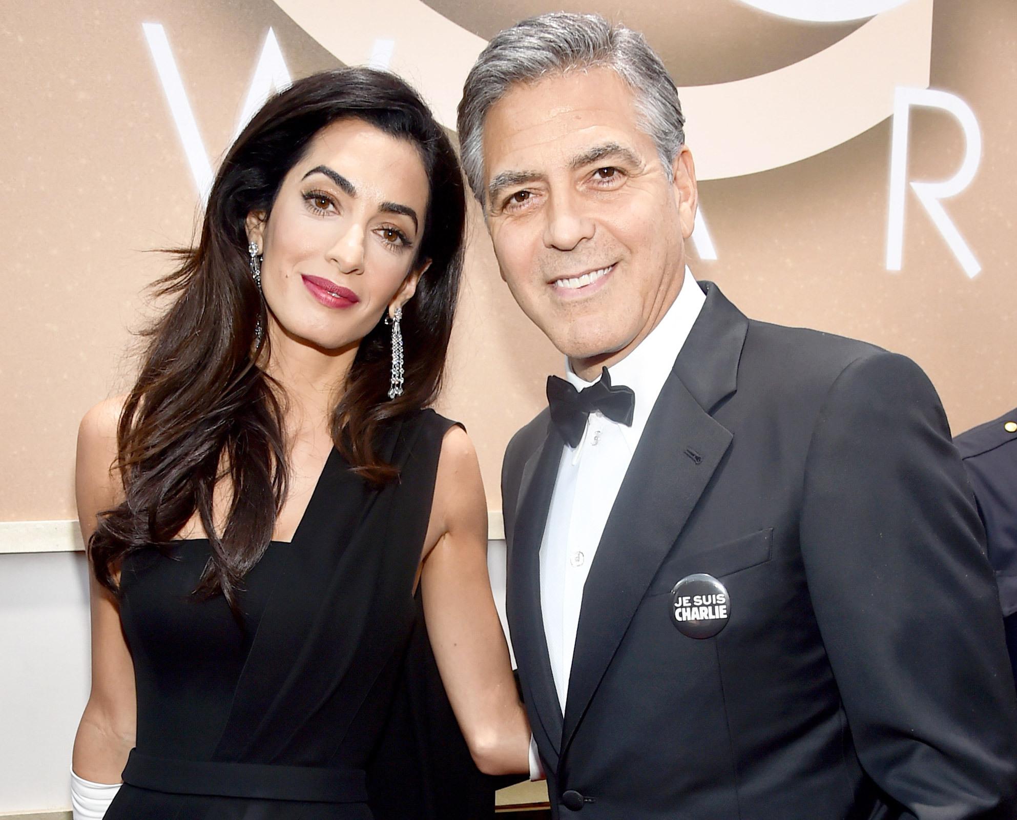 George Clooney 4k