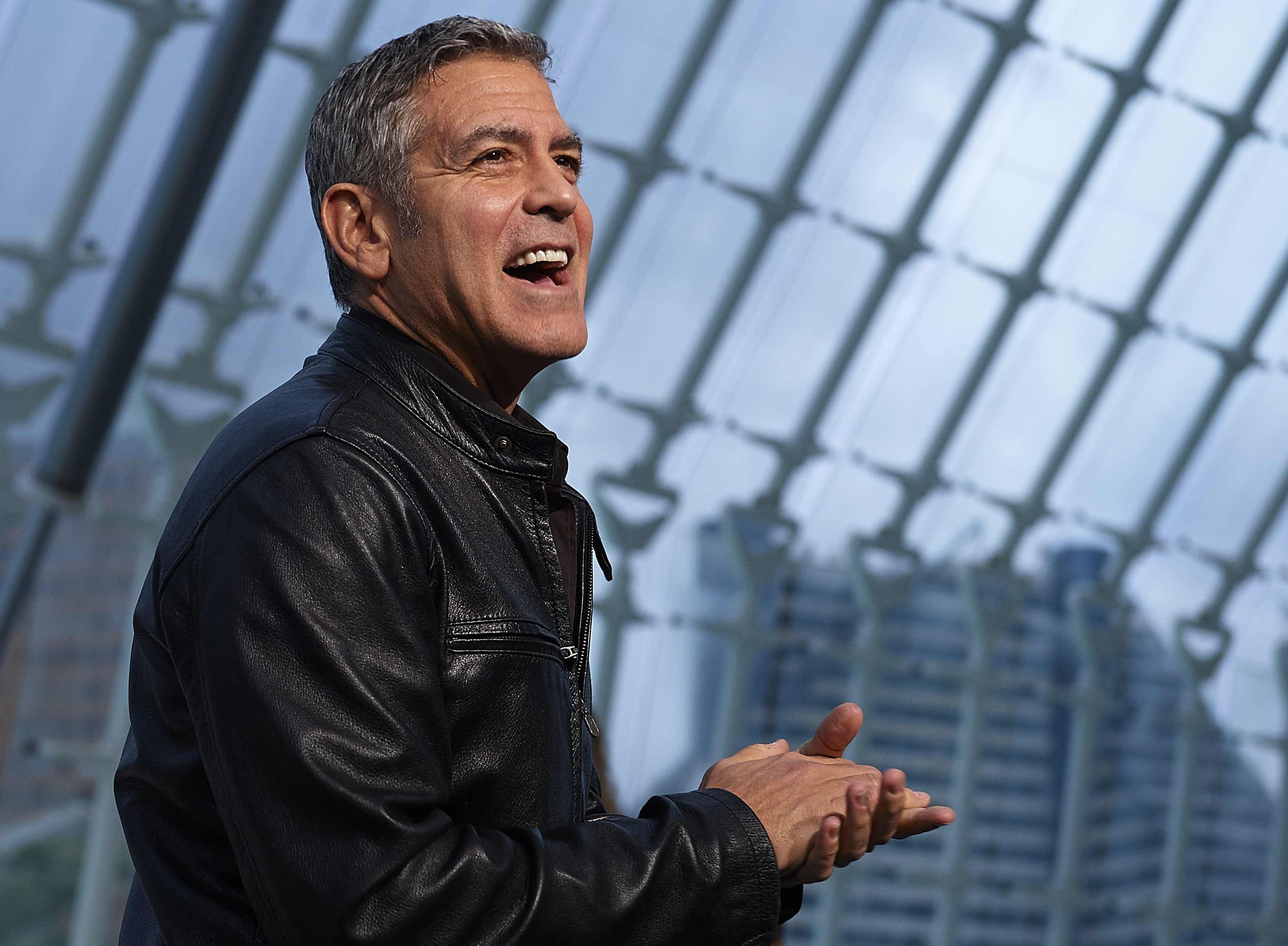 George Clooney Computer Wallpaper