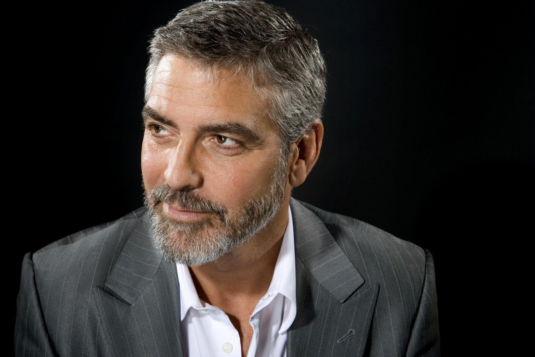 George Clooney Free Hd Wallpapers