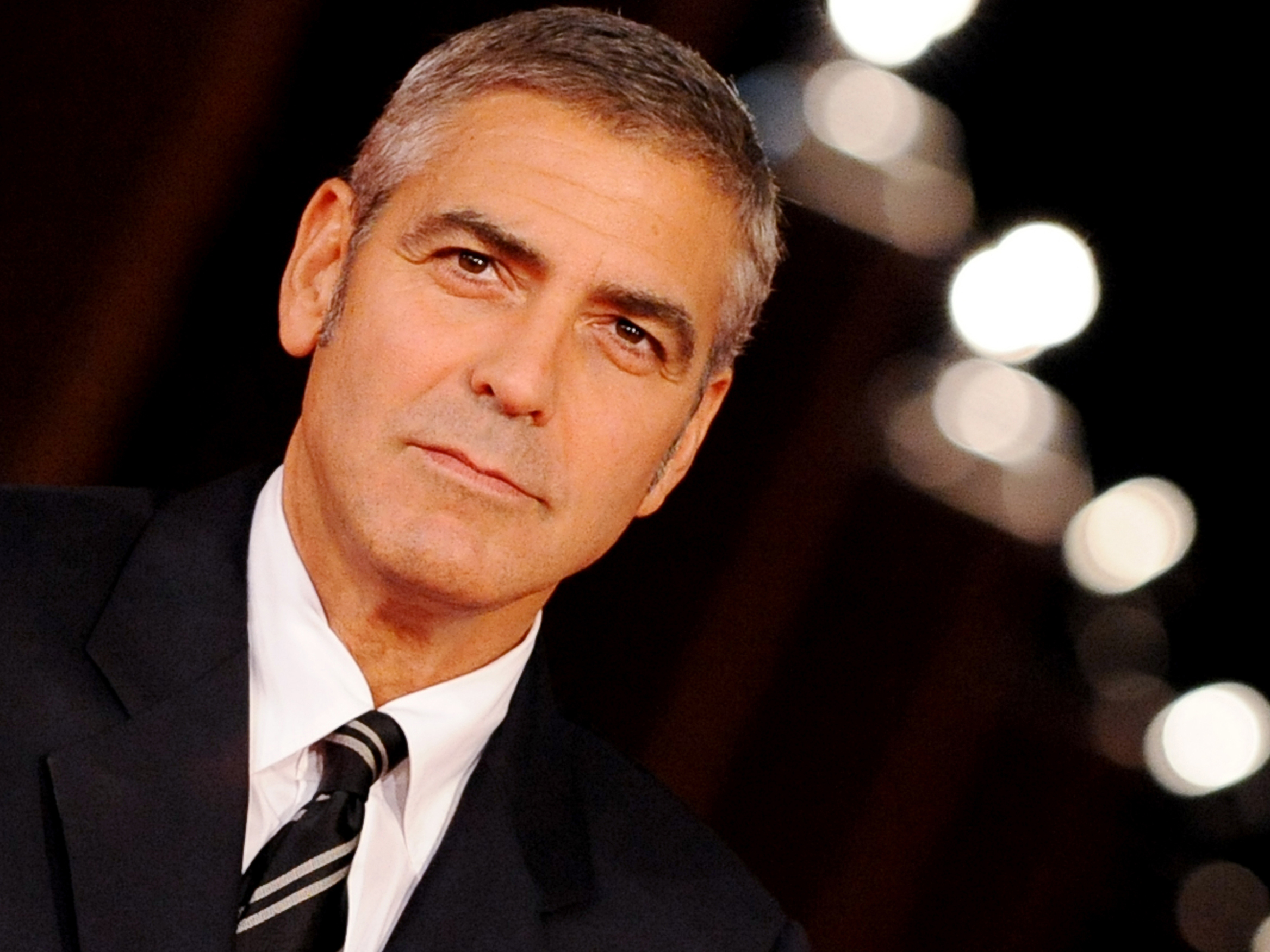 George Clooney Hd Desktop
