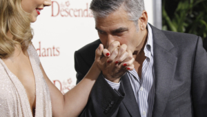 George Clooney Hd Wallpaper