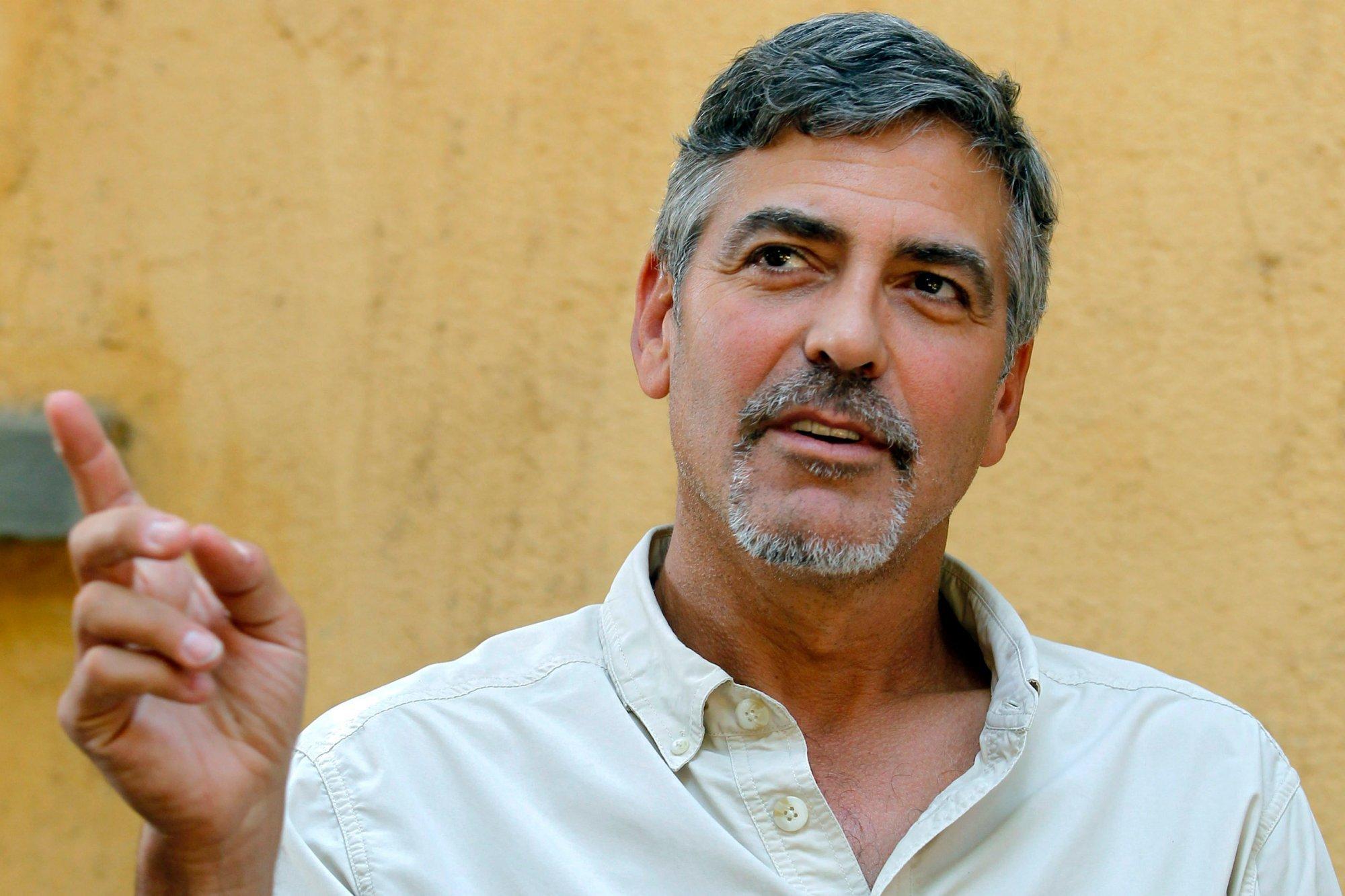 George Clooney Wallpapers Hd