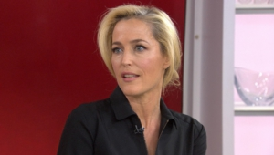 Gillian Anderson High Definition