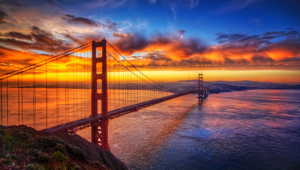 Golden Gate Bridge High Definition Wallpapers