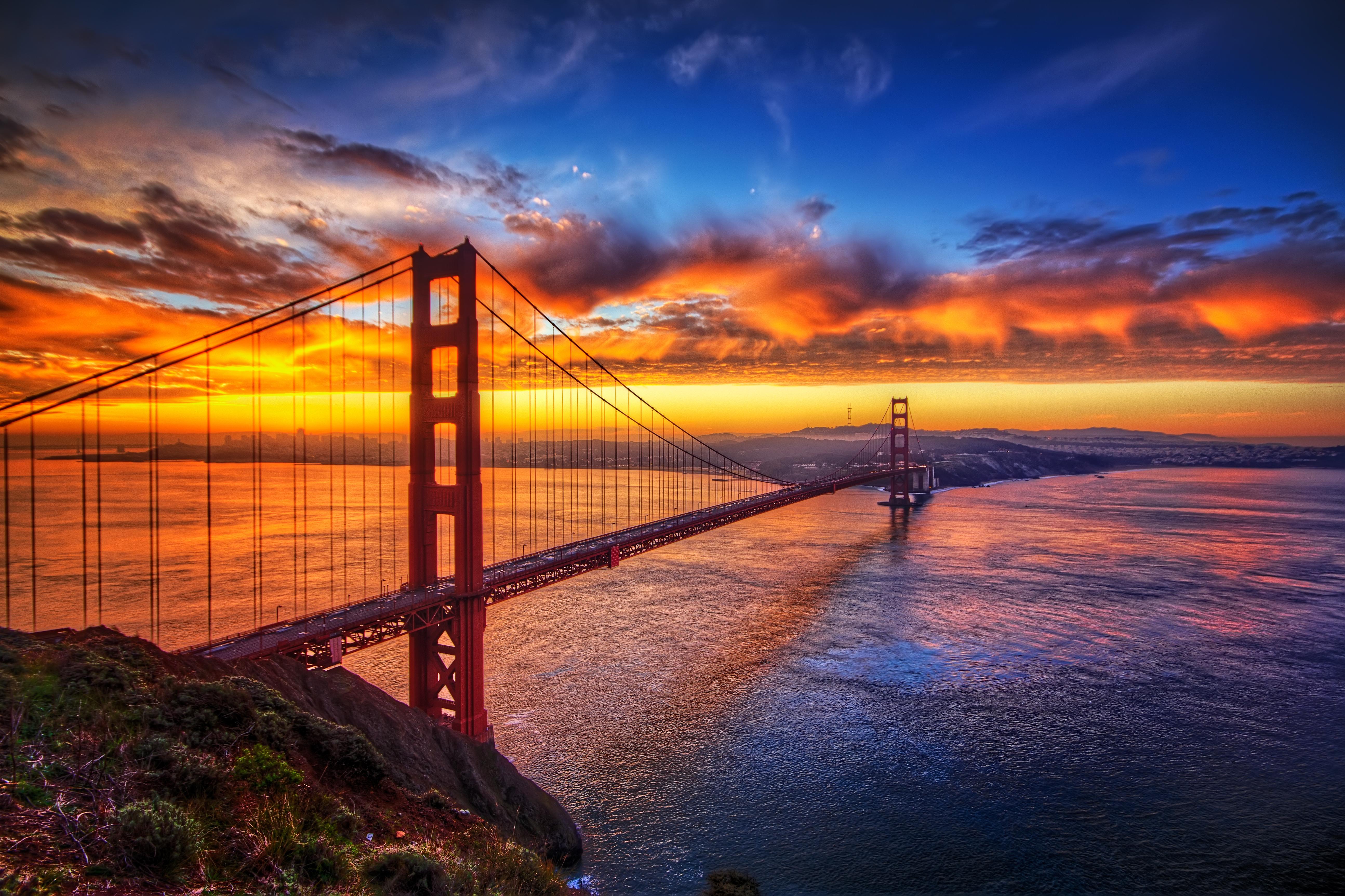 Golden Gate Bridge High Definition Wallpapers