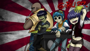Gorillaz Background
