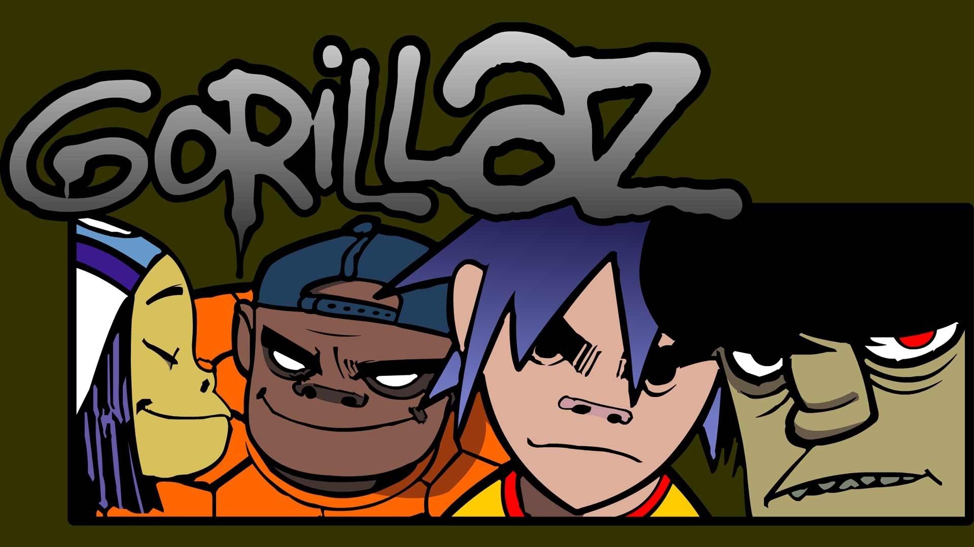 Gorillaz Photos