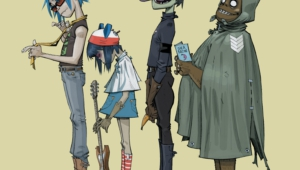 Gorillaz Wallpapers