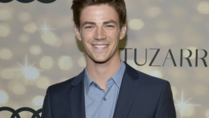 Grant Gustin Wallpaper