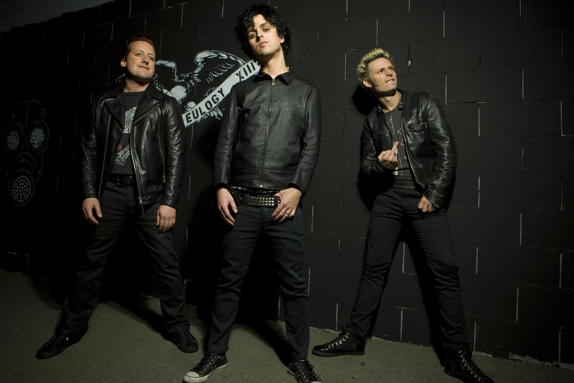 Green Day Photos