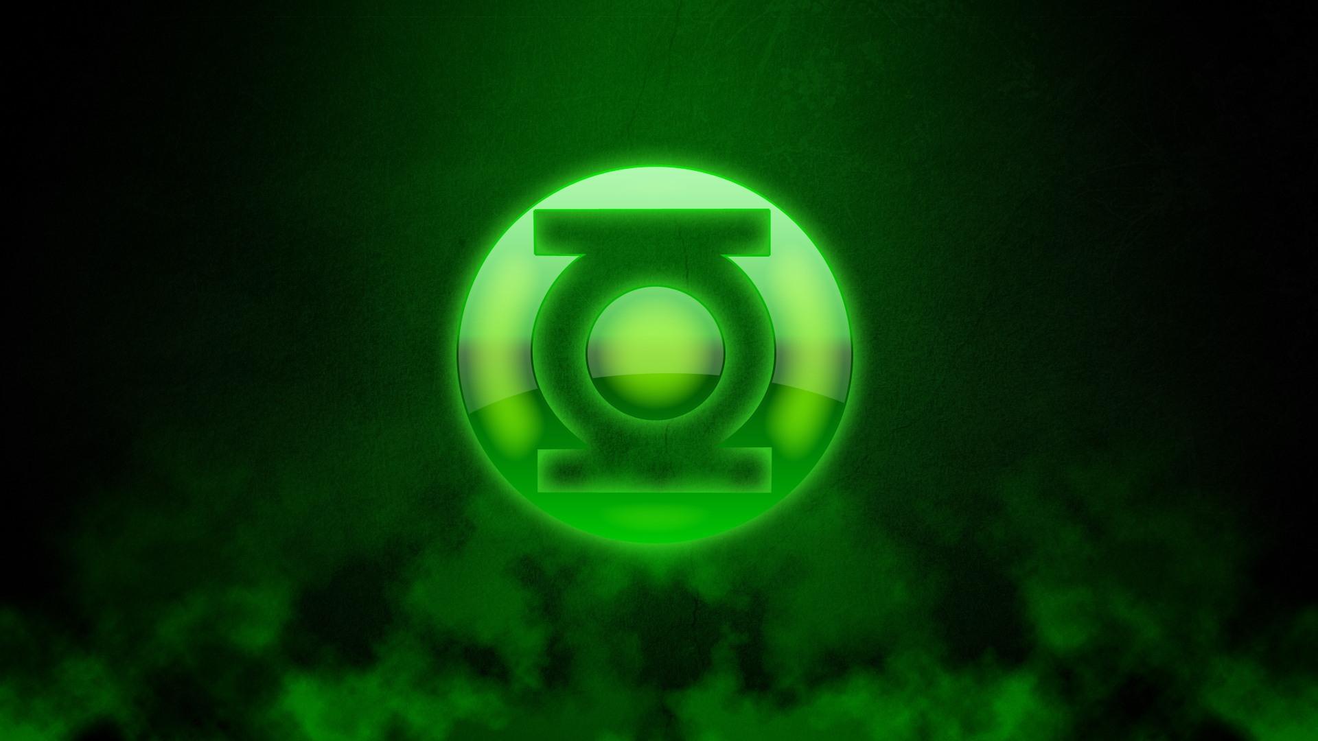 Green Lantern Background