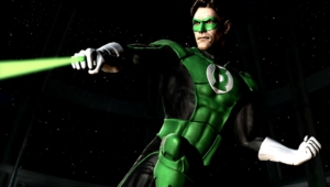 Green Lantern Desktop