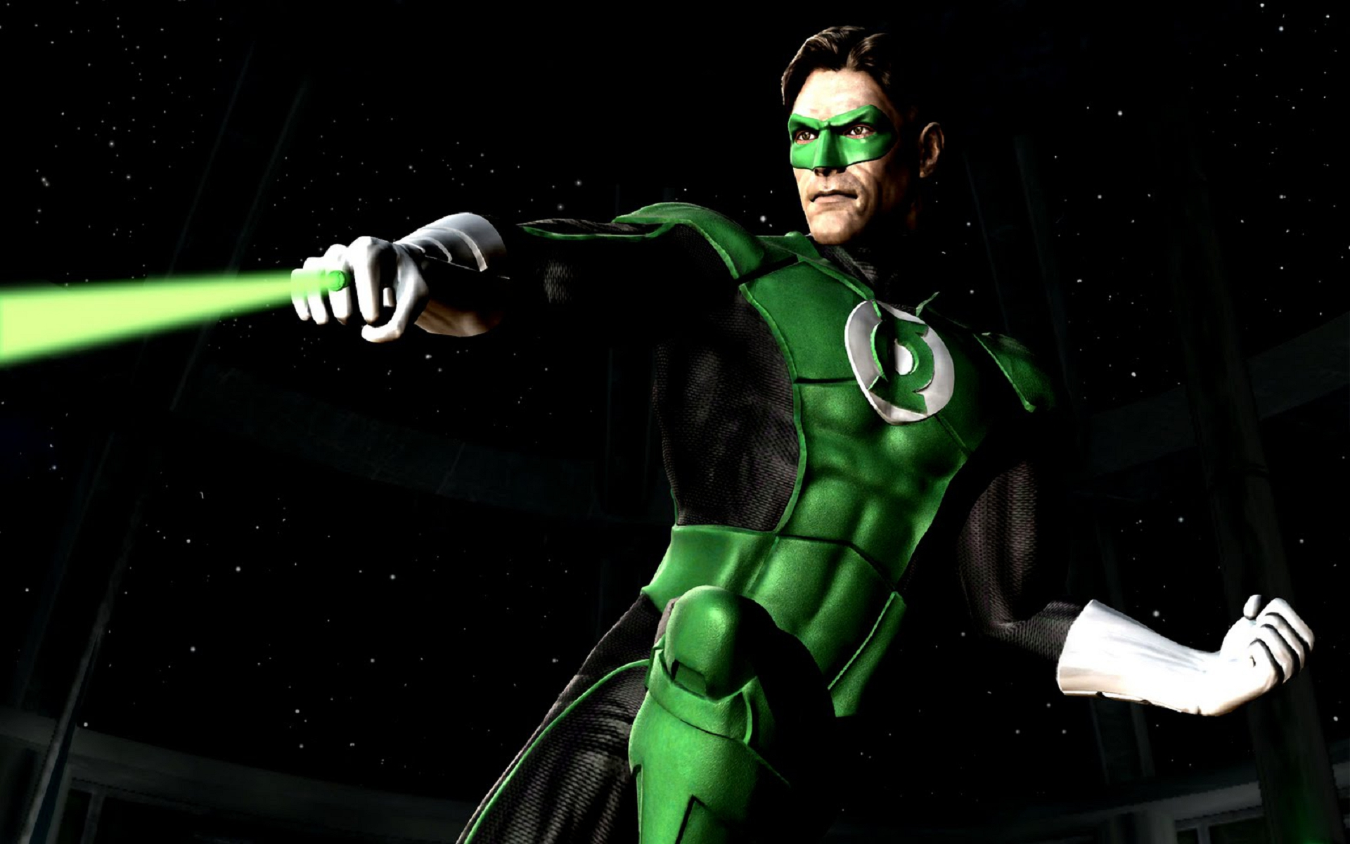 Green Lantern Desktop
