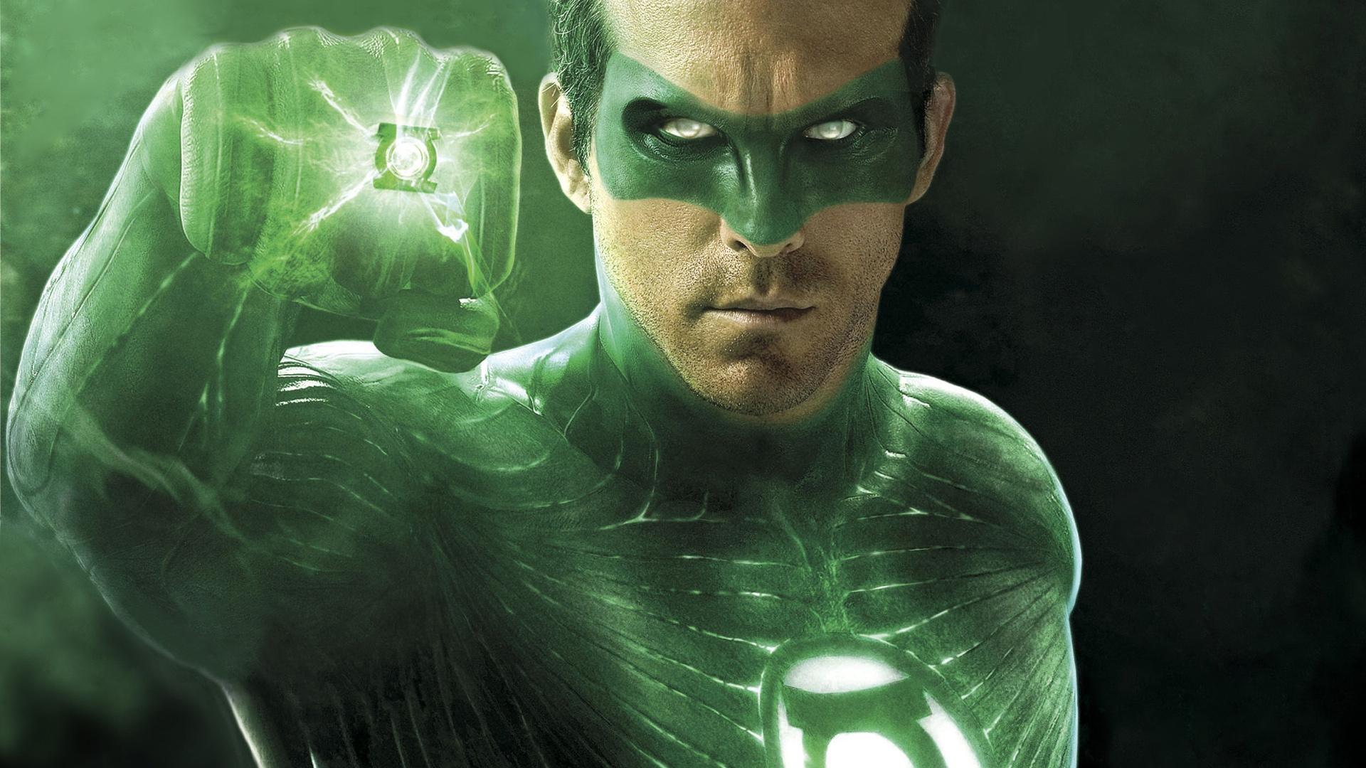 Green Lantern Hd Background