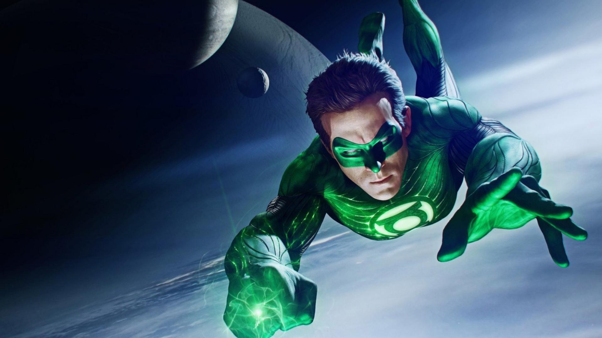 Green Lantern Hd Wallpaper