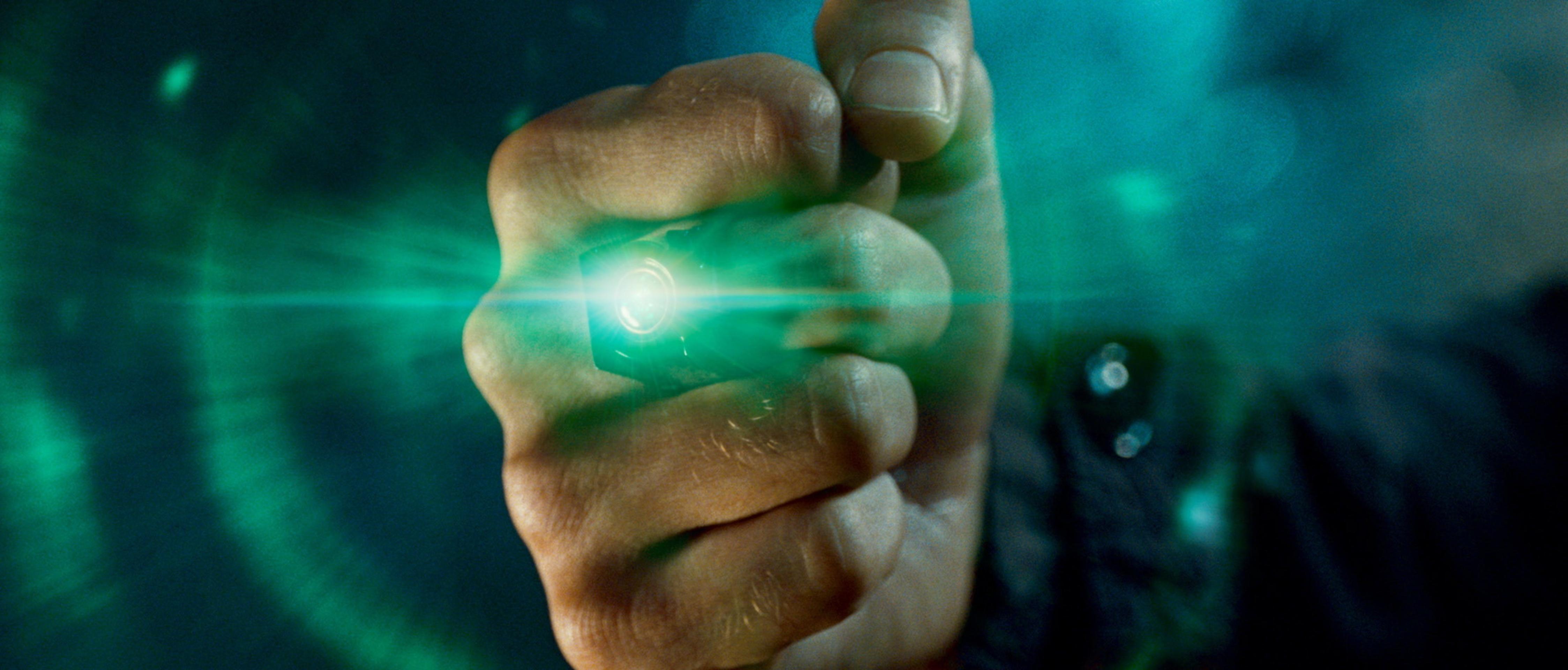 Green Lantern Widescreen